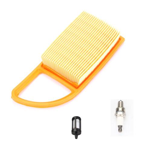 AIR FILTER for STIHL BR600 BR550 BR500 BACKPACK BLOWER Fuel Filter spark plug