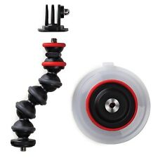 Joby Suction Cup & Locking Arm - Supporto per GOPRO - ventosa+braccio rigido