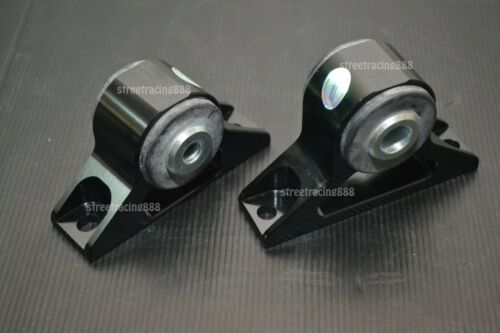 Aluminum Engine Crossmember Mount 4G63 Evo 1 2 3 Eclipse Talon 1991-1995