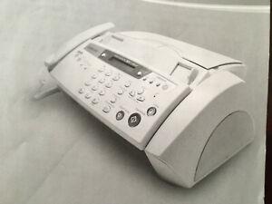 fax vintage usato funzionante