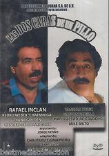 SEALED - Los Dos Caras De Un Pillo Con Rafael Inclan - BRAND NEW