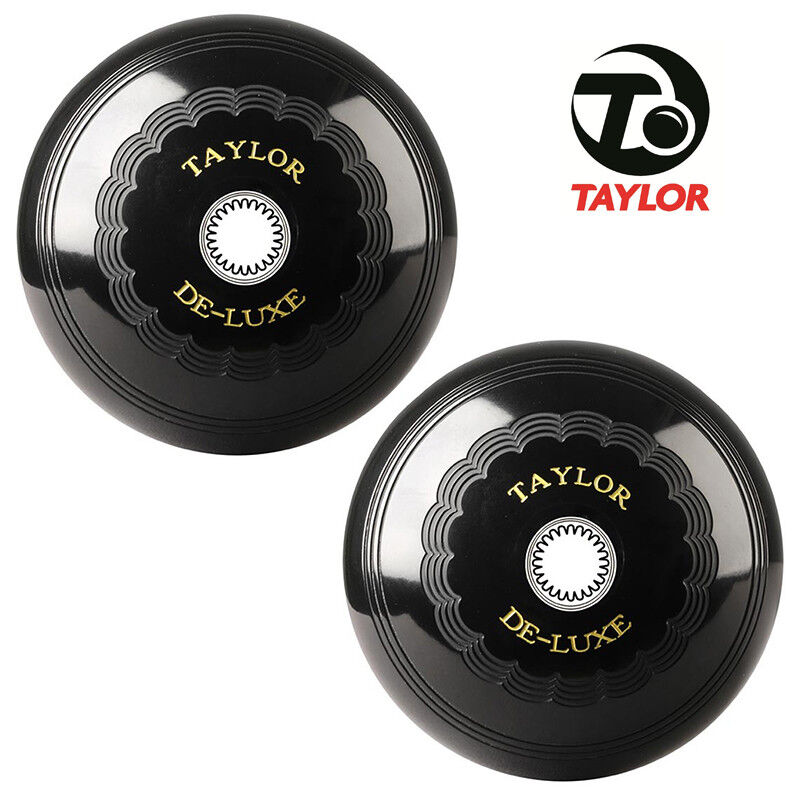 TAYLOR DELUXE- HIGH DENSITY CROWN GREEN BOWLS