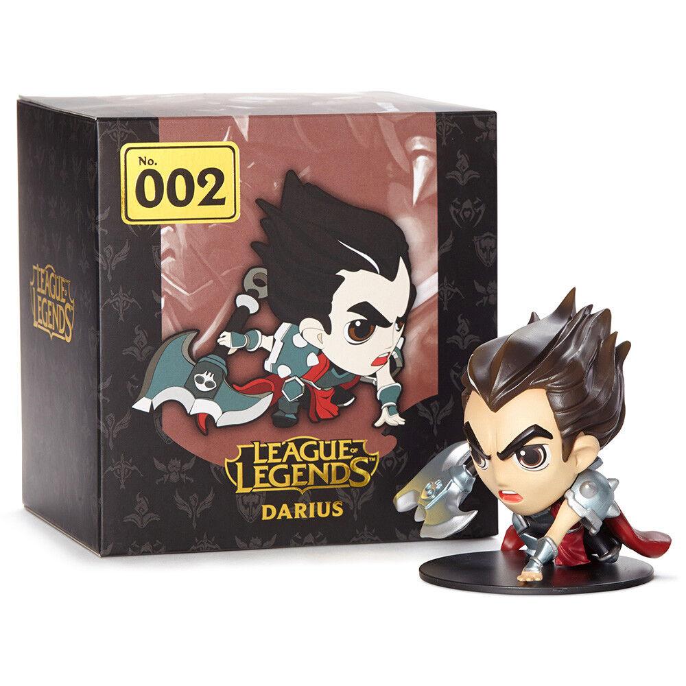 League of Legends (LoL) DARIUS FIGURE  002 Series 1 ( Authentic product )