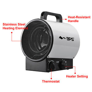 3KW-Industrial-Electric-Fan-Heater-Waterproof-Workshop-Garage-Space-No-Gas-Oil