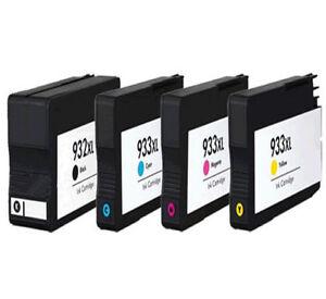 La Tienda Del Consumible :lote Hp932xl Negro Y Hp 933xl Colores C-m-y Reciclados Nuxezxh6-07165717-800064839