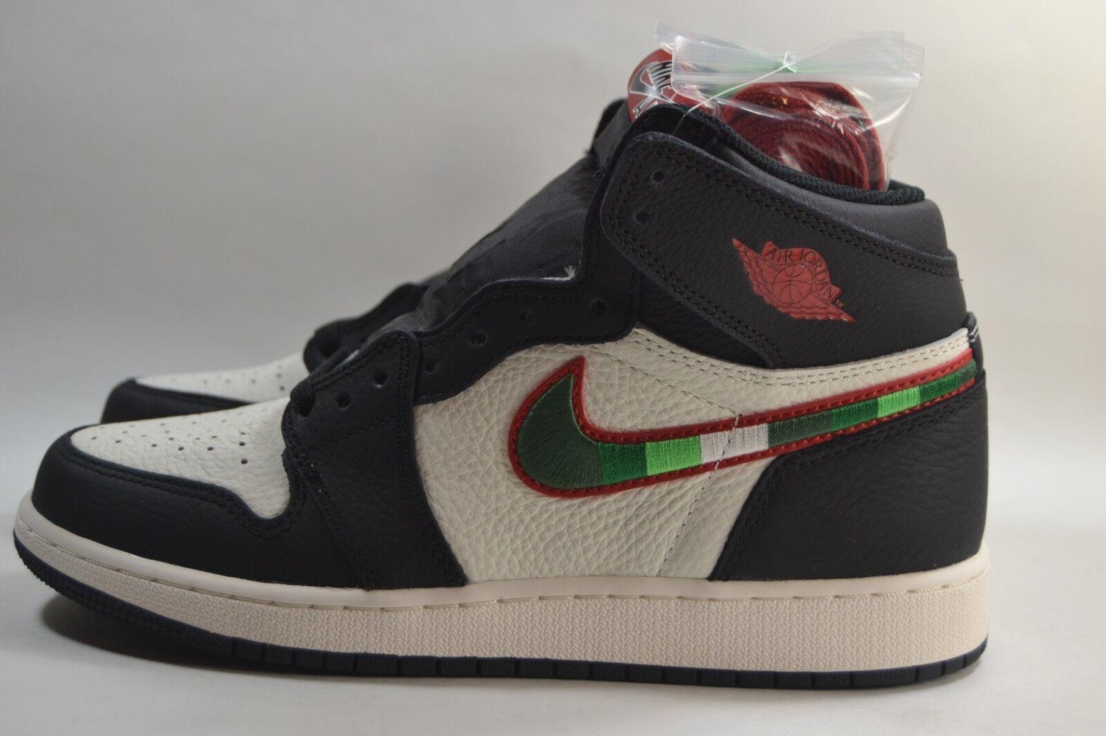 New Nike Air Jordan 1 Retro High OG Sports Illustrated A Star is Born 555088-015