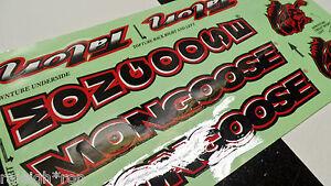 NOS-MONGOOSE-TALON-BMX-Bike-Freestyle-Bicycle-Decal-STICKER-SET