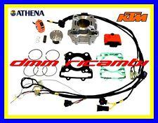 Kit Gruppo Termico ATHENA KTM DUKE 125 10>15 4T. Cilindro Pistone Centralina GET