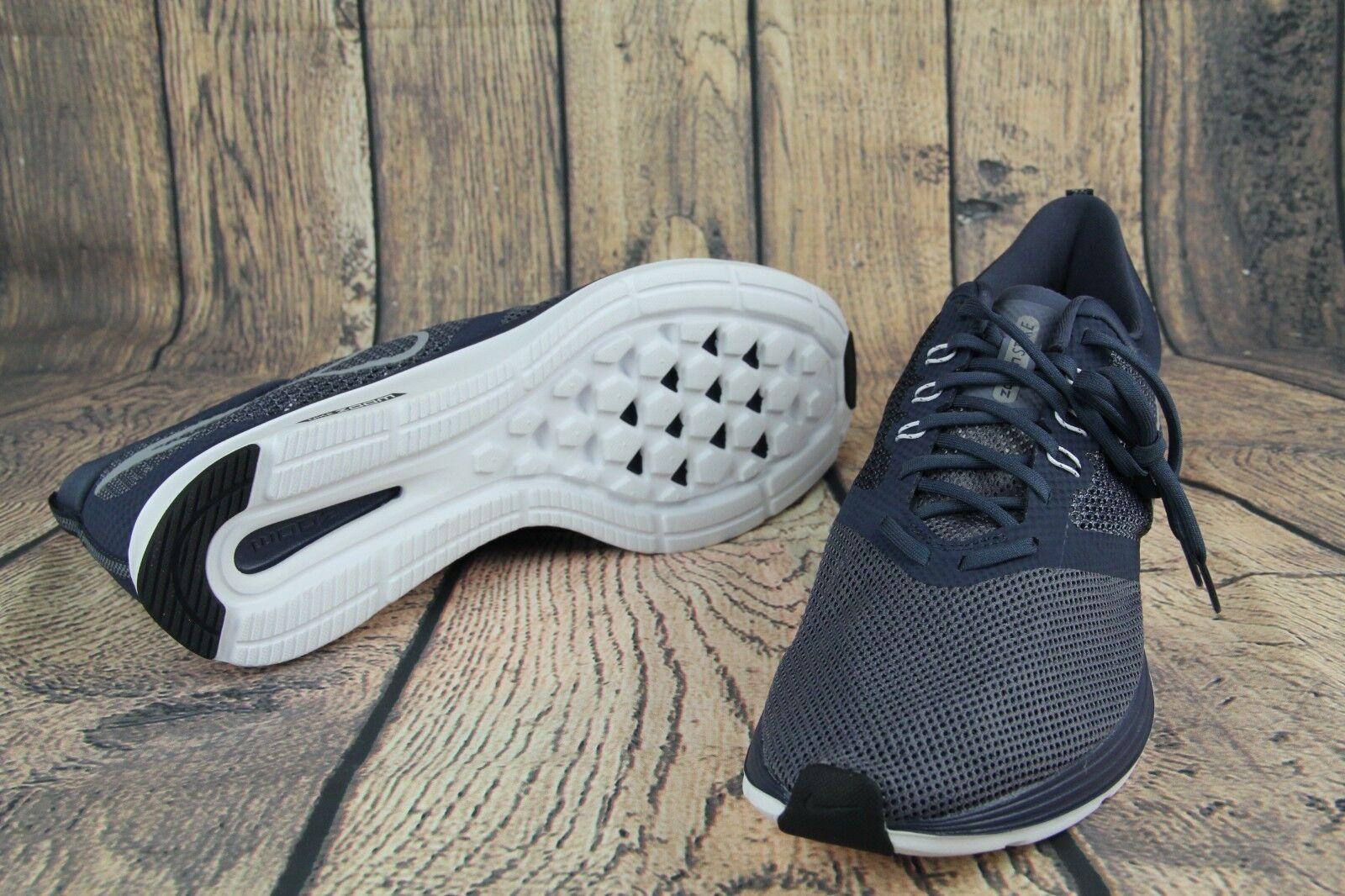 Nike Zoom Strike Men's Running Shoes Thunder Blue Stealth AJ0189 400 Size 13 NEW