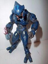 Halo Reach Series 1 **BLUE ELITE MINOR** McFarlane Figure Complete w/ Weapon