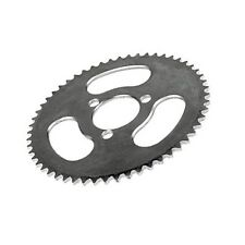 55 Tooth Sprocket #25, 3-bolt for 33cc zooma scooter, mini pocket bikes