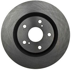 ACDelco 18A1768A Advantage Non-Coated Front Disc Brake Rotor