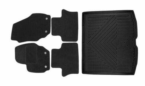 Kofferraumwanne Set für Volvo XC60 2008-2016 Fußmatten