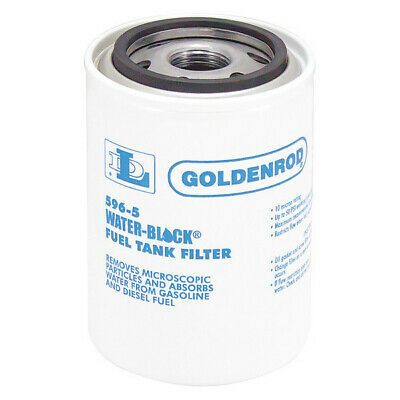 GOLDENROD 495 Fuel Filter,4-5//16 x 9-1//2 In