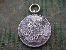 Preussen Kriegsdenkmünze 1870/71 aus Stahl für Nichtkämpfer original