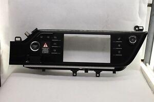 Peugeot-Citroen-C4-Picasso-Navigation-Navi-Bedienteil-Blende-Touch-96778739XU