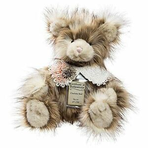 Silver Tag Bears Charlotte Special Offer rrp £75 2019 New Fashion Style Online Complete With Gift Bag
