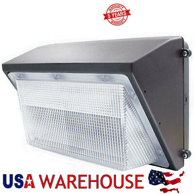 125Watt LED Wall Pack Commercial Industrial Light Outdoor Security Fixture