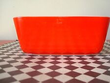 Vintage Pyrex Red 1.5 Pt. #0502