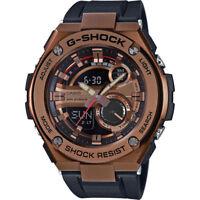 Casio Men's G-Steel 52.5mm Super Illuminator Quartz Watch (Rose Gold)