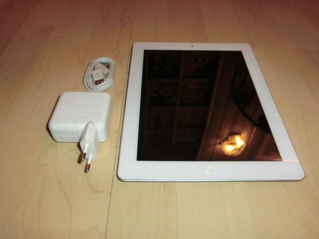 Apple iPad 2 Weiß, 64GB, UMTS / 3G, ohne Simlock, 1 Jahr Garantie