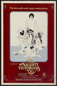 Robert Sickinger/'s The naughty Victorians movie poster