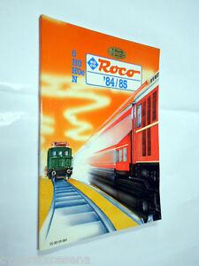 ROCO-1984-85-catalogo
