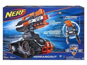 Nerf N Strike Elite Terrascout Remote Control Drone