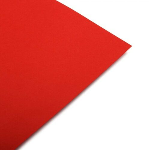 Papago A3 Card 160 GSM Craft Sheet Color Card Red Yellow Cream Blue Card Paper