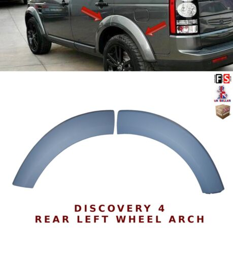 LAND ROVER DISCOVERY 4 LR4 WHEEL ARCH REPLACEMENT WHEEL ARCHES TRIM REAR LEFT