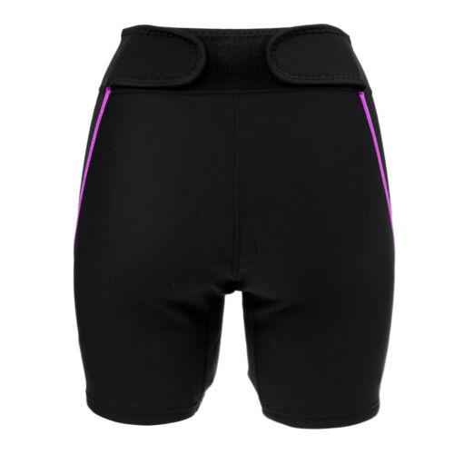 Damen Frauen Neopren Shorts Badehose Tauchen Schnorcheln Surfen Pants L