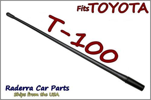 "1993-1998 Toyota T-100-13/"" SHORT Custom Flexible Rubber Antenna Mast FITS"