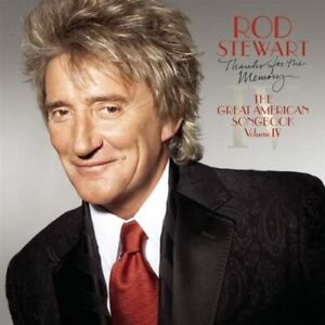 Rod Stewart Thanks for the Memories CD Volume 4 The Great American Songbook