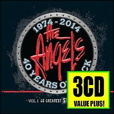 ANGELS (3 CD) 40 YEARS OF ROCK Vol.1 : THE 40 GREATEST STUDIO HITS *NEW*