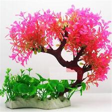 FD1555 Water Grass Water Weed Ornament Plant Fish Tank Aquarium Tree Decor~Big A