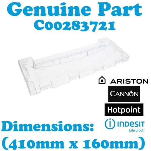 Hotpoint FFAA 52P.1 Ffaa 52 S Réfrigérateur Congélateur Tiroir Avant Flap Cover C00283721