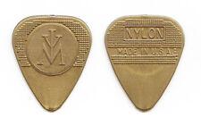 Madonna Custom Molded Gold Herco Guitar Pick - 2 Dot Variation 2001 Tour