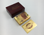Gold-Plated-Playing-Cards-Poker-Deck-Wooden-Box-amp-99-9-Certificate-24k-Foil thumbnail 23