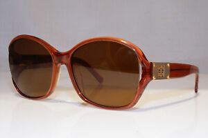 GIVENCHY-Womens-Vintage-1990-Designer-Sunglasses-Brown-Square-SGV-631-6SF-24027