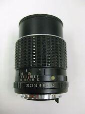 Pentax 135mm 3.5 lens K bayonet mount clean lens