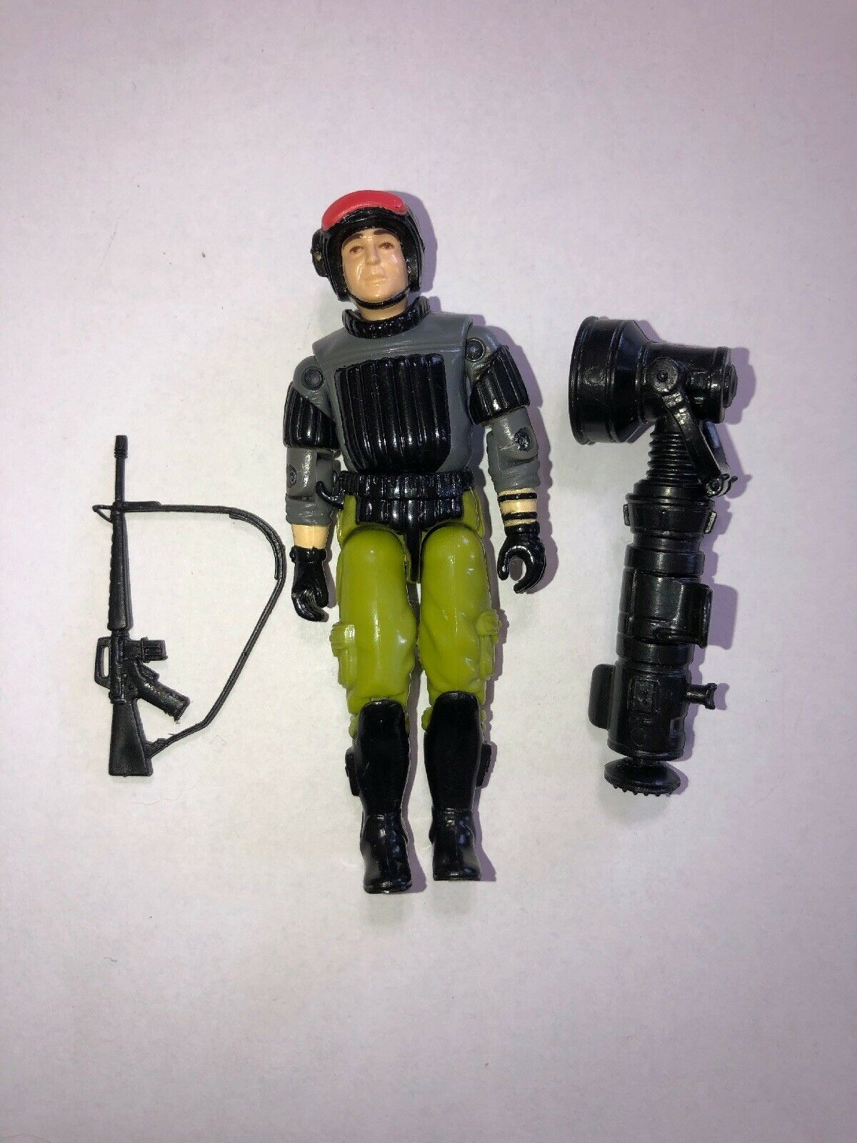 GI JOE Night Force Sneak Peak 1988 Rare