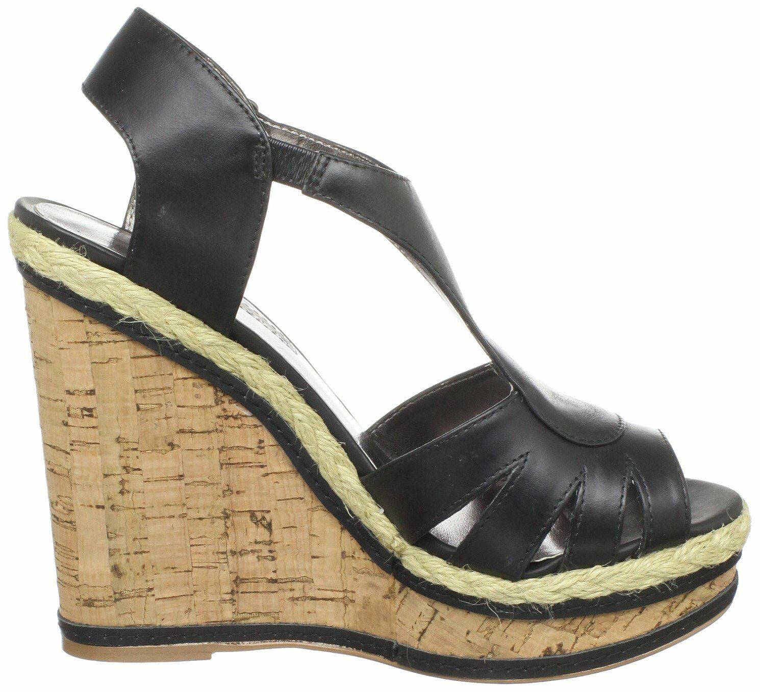 New Charles David Women's Granite Granite Granite Wedge shoes   sandals size 9   135 0ca325