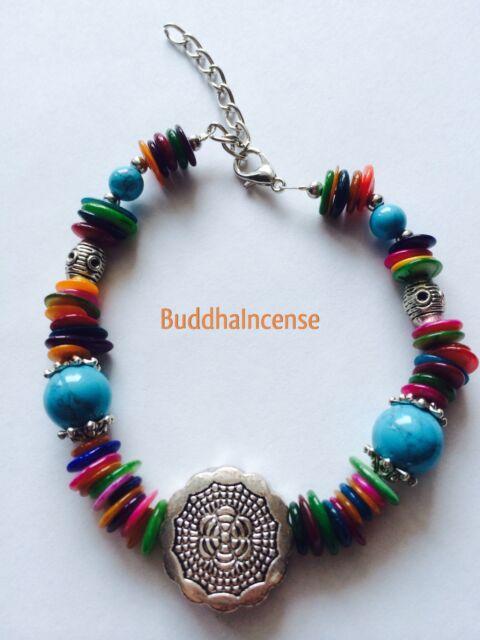 Vintage Tibetan Woman Bracelet