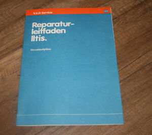 Reparaturleitfaden-Iltis-Stromlaufplaene-Juli-1979-0-00-537-941-00
