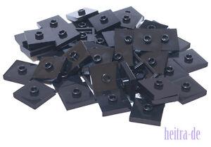 LEGO - 50 x carreau 2x2 avec rien au milieu noir/87580 NEUF (l07)  </span>