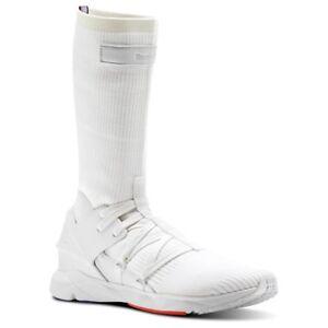 83af05462a3a Reebok Sock Runner Caged (Archive White Bunker Blue) Men s Shoes ...