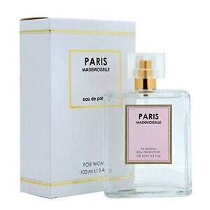 Sandora PARIS MADEMOISELLE Eau De Parfum  For Women 100ml 3.4 Fl Oz