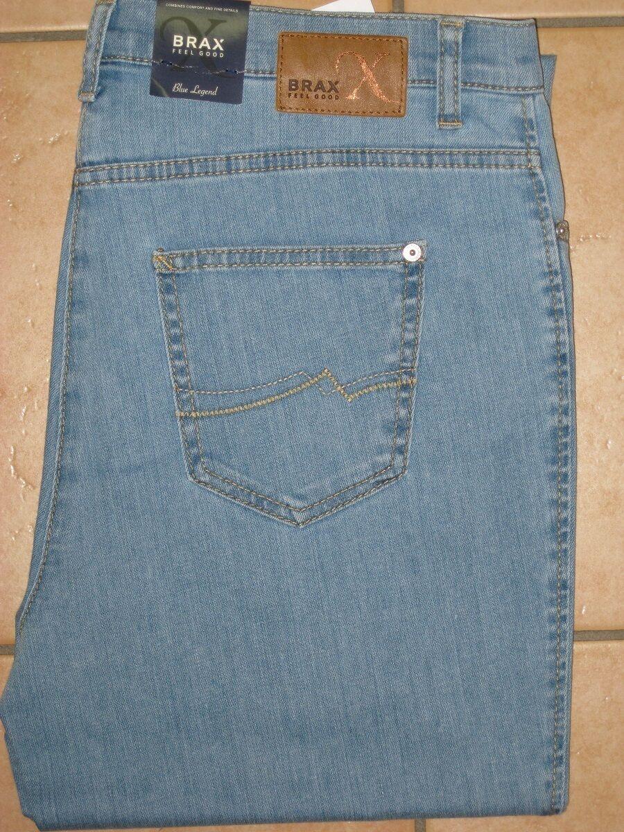 BRAX Jeans Stretchjeans Mary Denim jeansblau hell leichte Sommerqualität NEU