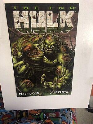 Maestro #1 VF//NM Dale Keown 2nd Printing Cover Peter David 2020