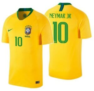 7e34a96fc92 Image is loading NIKE-NEYMAR-JR-BRAZIL-HOME-JERSEY-WORLD-CUP-